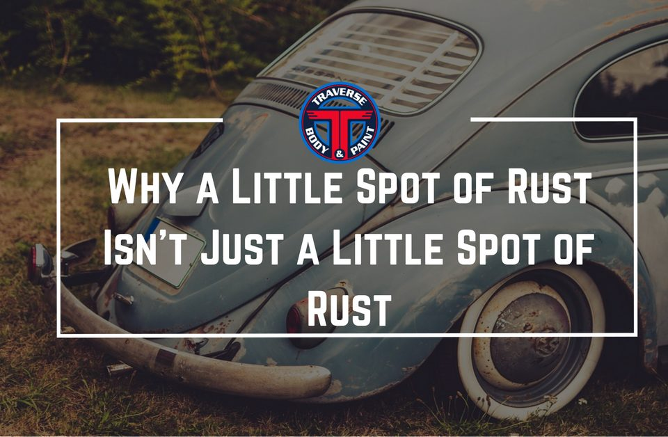 Blog Cover Photo   rusty volkswagon with blog title in white over it
