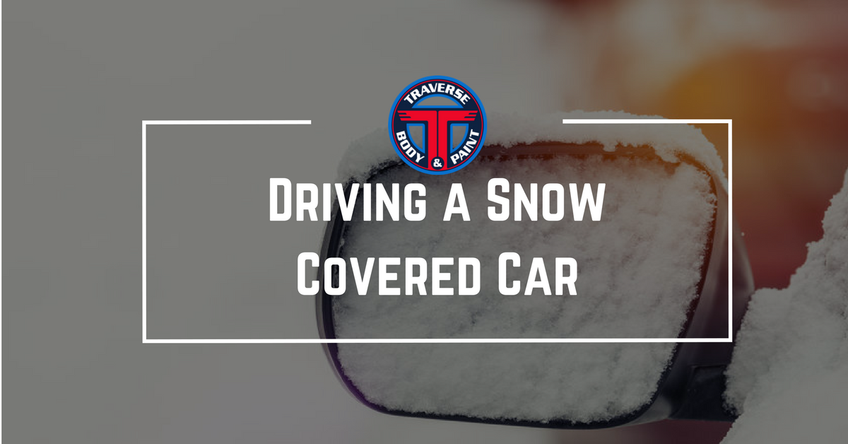 blog cover snow covered car mirror